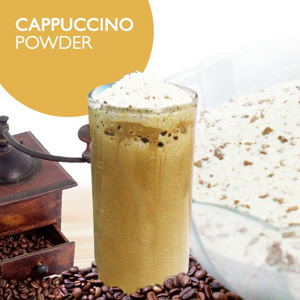 Cappucino Powder