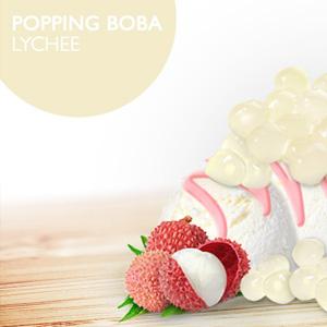 Popping Boba Lychee