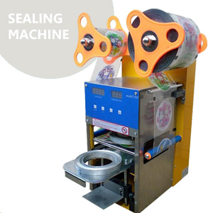 Sealing Machine For Drinks Singapore Bubble Tea