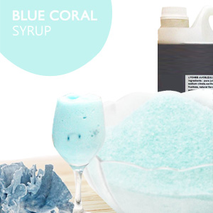 Blue Coral Syrup