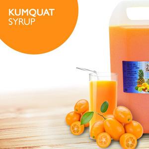 Kumquat Syrup
